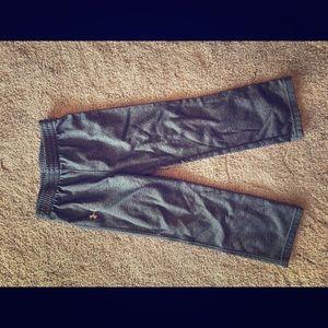 Under armour boys sweat pants